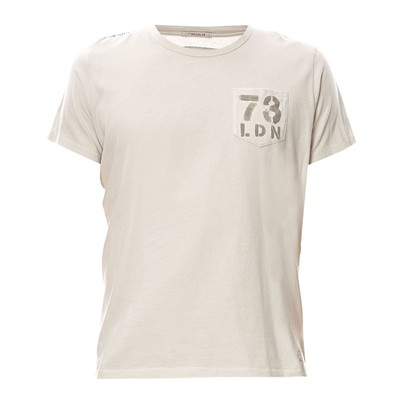 PEPE JEANS LONDON Tom - T-shirt - gris clair