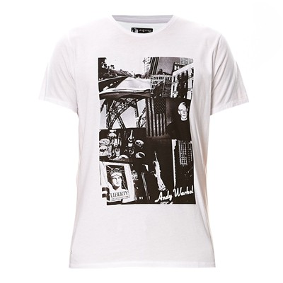PEPE JEANS LONDON Jann - T-shirt - blanc