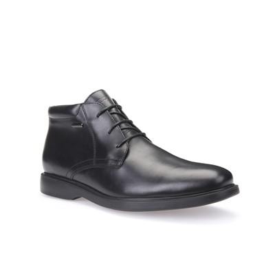 GEOX Brayden - Bottines - noir