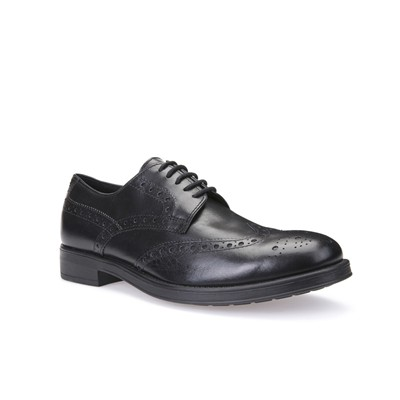 GEOX Blade - Derbies - noir