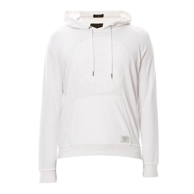 PEPE JEANS LONDON Chester - Sweat-shirt à capuche - blanc