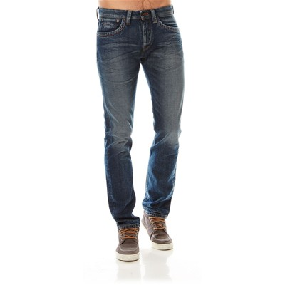 PEPE JEANS LONDON Cash - Jean droit - bleu brut