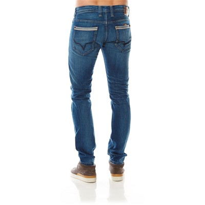 PEPE JEANS LONDON Lyle - Jean slim - bleu brut
