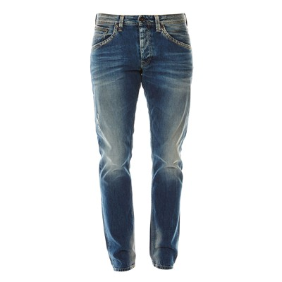 PEPE JEANS LONDON Kolt - Jean bouffant - denim bleu
