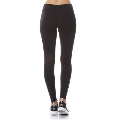 ASICS TIGHT - Pantalon running - noir