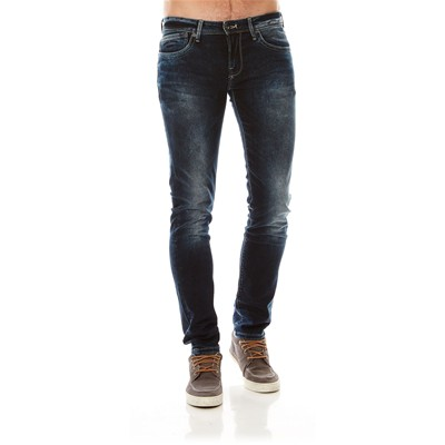 PEPE JEANS LONDON Hatch - Jean slim - bleu brut