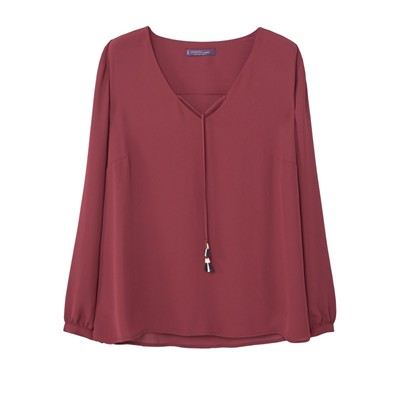 VIOLETA BY MANGO Blouse - vin