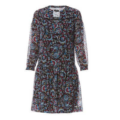 Floralie - Robe courte - multicolore