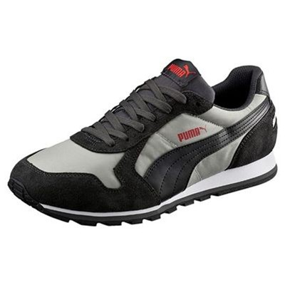 PUMA St Runner - Baskets - gris