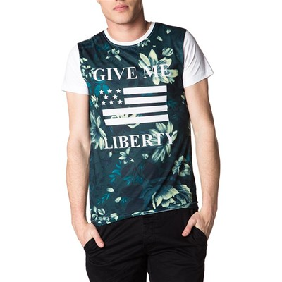 American People acelin - t-shirt manches courtes - blanc