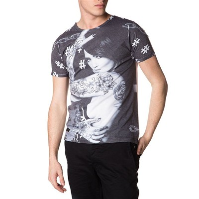 American People tristan - t-shirt manches courtes - blanc