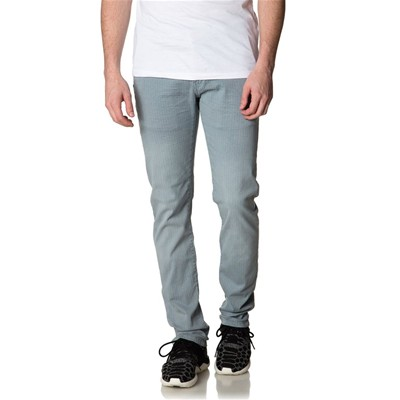 American People clyde - pantalon chino - bleu