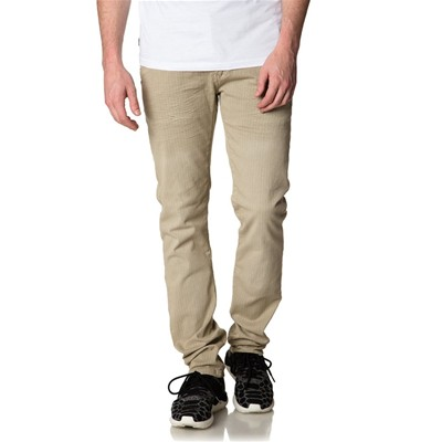 American People clyde - pantalon chino - beige