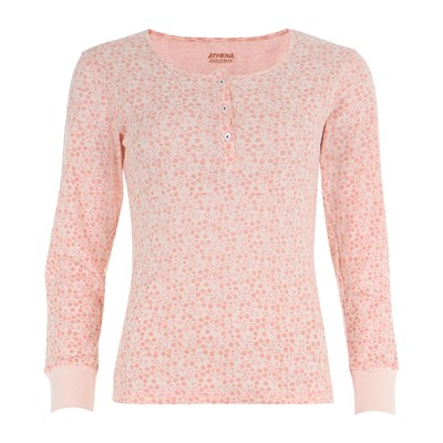ATHENA Secret de beauté - T-shirt - rose