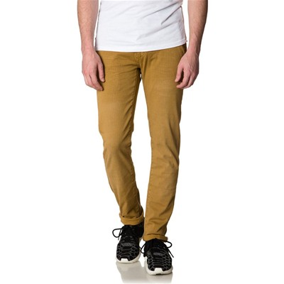 American People clyde - pantalon chino - nacre