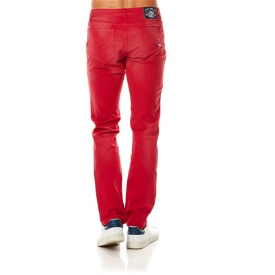 PEPE JEANS LONDON Smiths - Pantalon chino - rouge