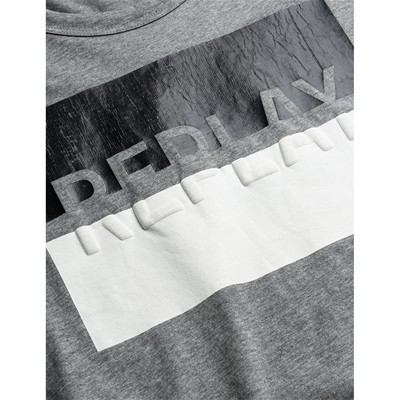 REPLAY T-shirt - gris