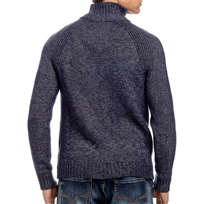 GUESS Cardigan - bleu