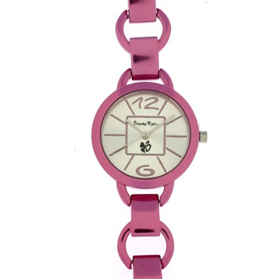 Banana Moon montre en cuir - multicolore
