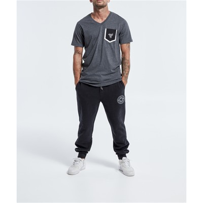 Union - Pantalon jogging - noir