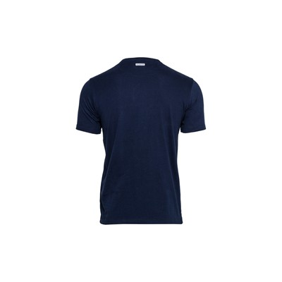 RUGBY DIVISION Neck Party - T-shirt - bleu marine