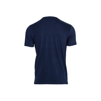 RUGBY DIVISION Neck Penalty - T-shirt - bleu marine