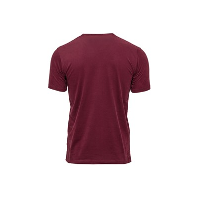 RUGBY DIVISION Neck Force - T-shirt - bordeaux