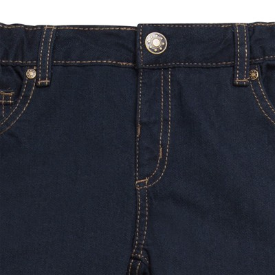 MONOPRIX KIDS Jean droit - denim bleu