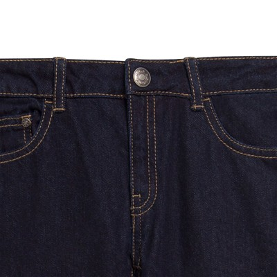 MONOPRIX KIDS Jean droit - denim noir