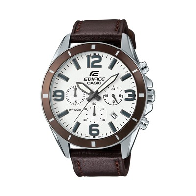 Montre cuir - multicolore