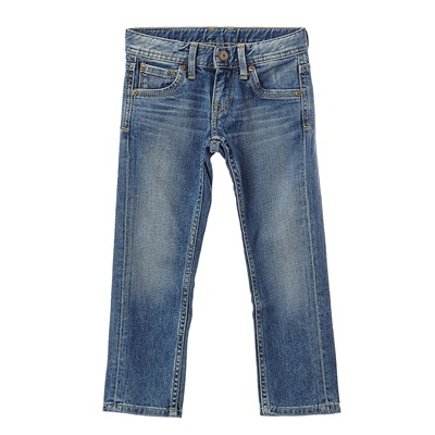PEPE JEANS LONDON New Pitch Ro - Jean slim - denim bleu