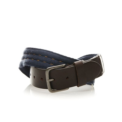 PEPE JEANS LONDON BANKS - Ceinture à boucle carrée - marron