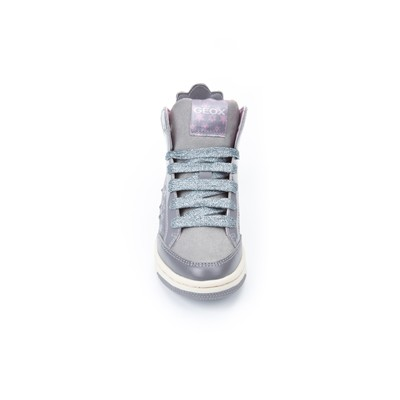 GEOX Creamy - Baskets montantes - gris