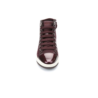 GEOX Creamy - Baskets montantes - bordeaux