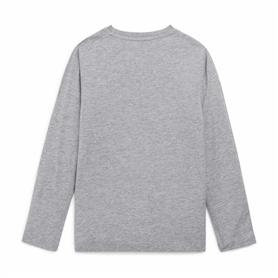 MONOPRIX KIDS T-shirt - gris chine