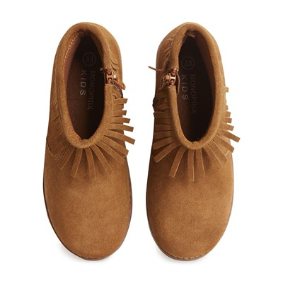 MONOPRIX KIDS Bottines - marron