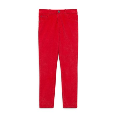MONOPRIX KIDS Pantalon - rouge