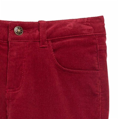 MONOPRIX KIDS Pantalon - bordeaux