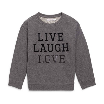 MONOPRIX KIDS Sweat-shirt - gris foncé