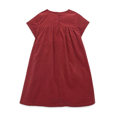 MONOPRIX KIDS Robe blousante - rouille