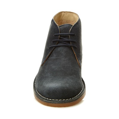 HUSH PUPPIES LORD - Derbies en cuir - bleu marine