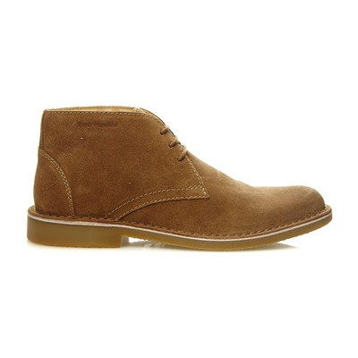 HUSH PUPPIES LORD - Derbies en cuir - marron clair