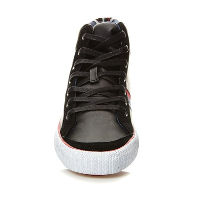 KAPORAL SHOES BEARTON - Baskets montantes - noir