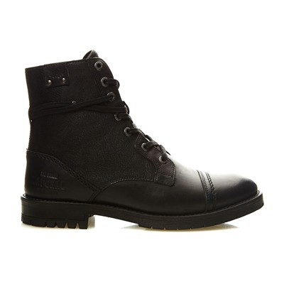KAPORAL SHOES Zarvey - Boots en cuir - noir