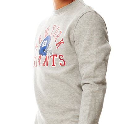 NEW ERA NFL - Sweat en coton mélangé - gris