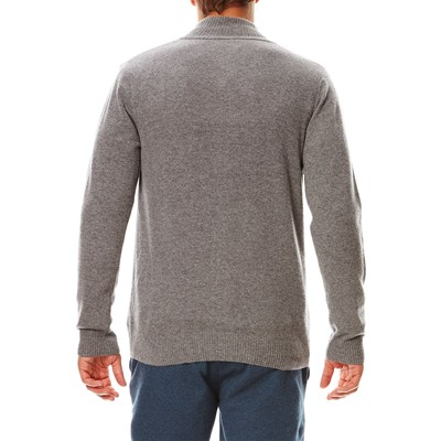 LACOSTE Pull - gris