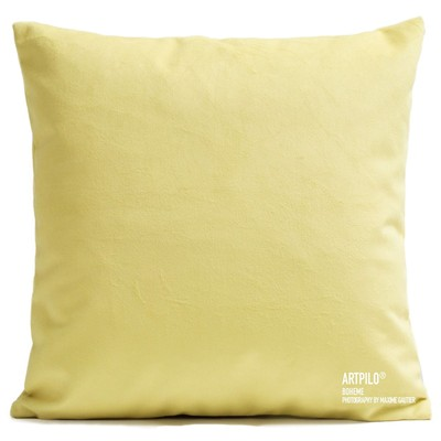 ARTPILO Peaceful - Housse de coussin 380 g/m² - multicolore