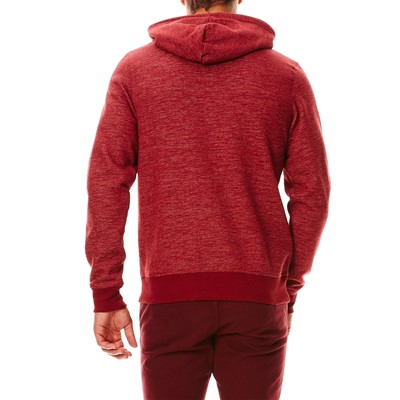 JACK & JONES Sweat à capuche - rouge