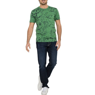 OXBOW Rigue - T-shirt - menthe
