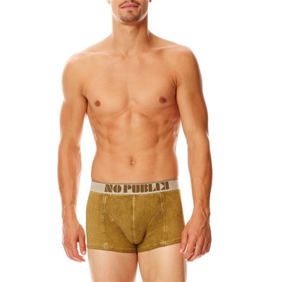 NO PUBLIK Lot de 2 boxers - bicolore